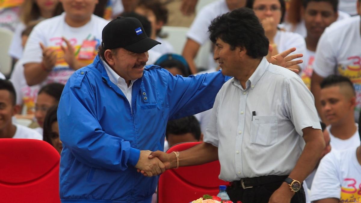 """La advertencia de Daniel Ortega, tras la renuncia de Evo Morales: """"Si no se sostiene la confianza en la vía el - infobae"""