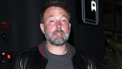 Los problemas con el alcoho provocaron bruscos cambios físicos en el actor. (Photo The Grosby Group)
