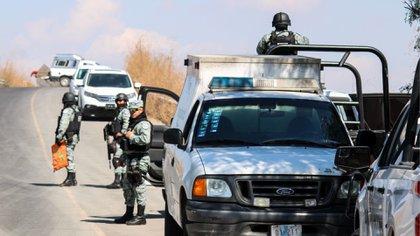 El gobierno de Guanajuato ha advertido que el narcotráfico no doblegará la lucha de las fuerzas armadas en contra del crimen organizado (Foto: Cuartoscuro)