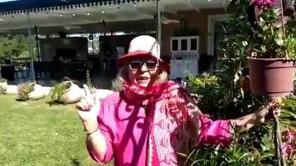 Elisa Carrió se burló de quienes la criticaron y reforzó su apoyo al pliego de Rafecas