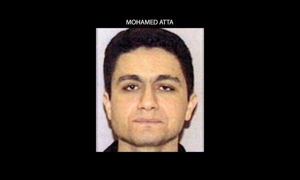 Mohammed Atta, el terrorista egipcio miembro de Al Qaeda que piloteó el primer avión que estrelló contra las Torres Gemelas en 2001