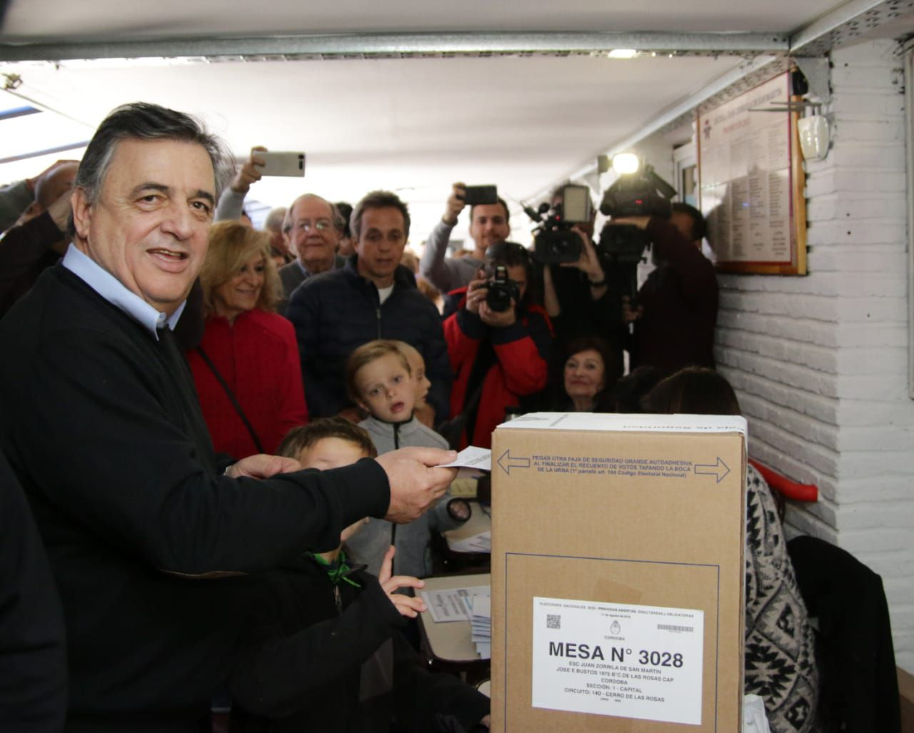El diputado nacional Mario Negri