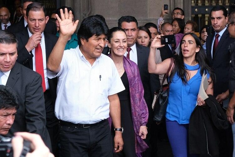 El ex presidente de Bolivia, Evo Morales (Foto: Cuarto Oscuro)