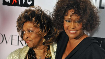 Whitney Houston y su madre, Cissy (The Grosby Group)