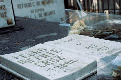 Pedro Infante murió mientras copilotaba una nave aérea de Transportes Aéreos Mexicanos (Tamsa).  Foto: Mau HL / Infobae