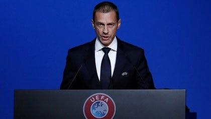 """El presidente de la UEFA aseguró que quiere """"reconstruir la unidad"""" del fútbol europeo tras la polémica de la Superliga"""