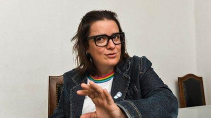 La jueza de garantías de Zapala, Neuquén, Leticia Lorenzo