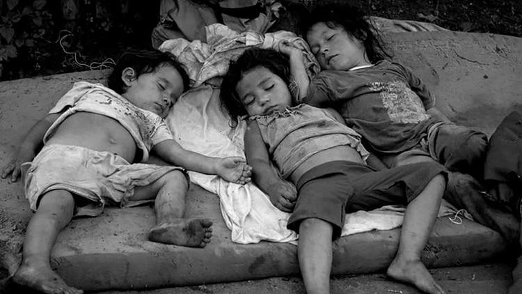 Cuatro de cada diez niños son pobres en la Argentina