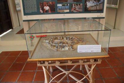 En el museo El Origen se pueden encontrar arqueología local y objetos pertenecientes a diversas culturas mesoamericanas (Foto: Secretaría de Cultura)