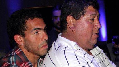 Carlos era muy cercano a Segundo, quien lo acompañó siempre en sus inicios en el fútbol.