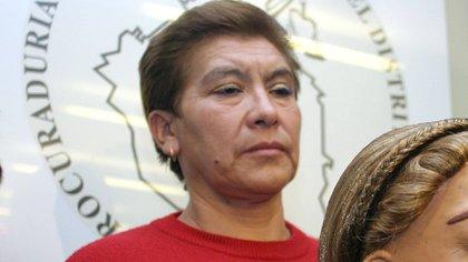 Barraza Sampeiro fue acusada de haber cometido al menos 40 crímenes. (Foto: Cuartoscuro)