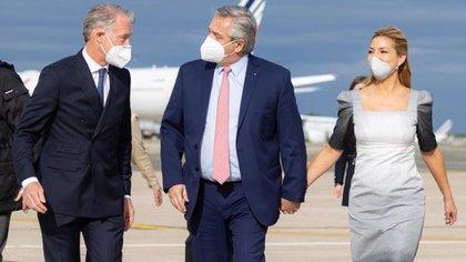 Quiénes son los empresarios con los que mañana desayunará Alberto Fernández en la embajada argentina en París