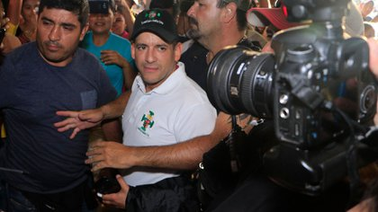 Luis Fernando Camacho EFE