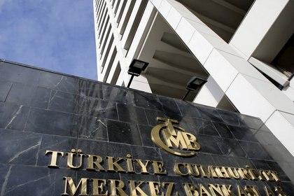 Banco Central de Turquía. REUTERS/Umit Bektas/Foto de archivo