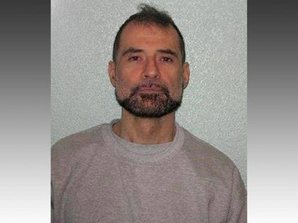 Stefano Brizzi, 50, received a life term in prison for killing a police officer during a bondage sex session and then attempting to cook and eat his body parts. Metropolitan Police (AP)