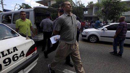 José Daniel Ferrer fue arrestado por fuerzas castristas