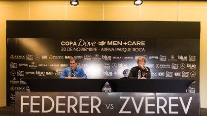Además, los tenistas jugarán en Chile, Colombia, México y Ecuador (Adrián Escandar)