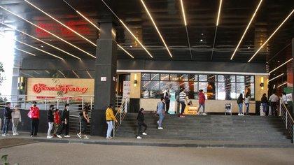 Reapertura de centros comerciales (Foto: Cuartoscuro)