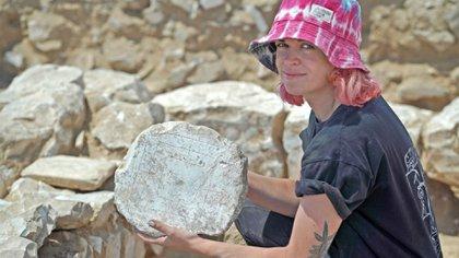 Los arqueólogos también hallaron juegos de mesa de la época