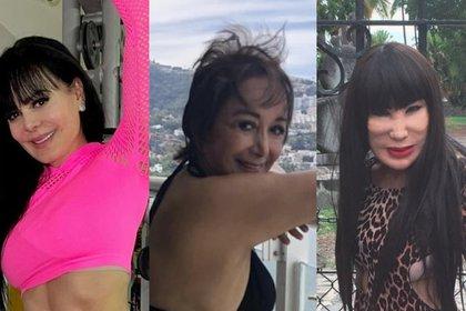 Algunas famosas reaccionaron a la foto que recibió los halagos de los fans de la actriz (Foto: Instagram)