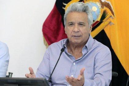 FOTO DE ARCHIVO: El presidente de Ecuador, Lenín Moreno