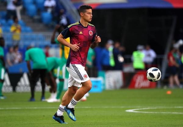 James Rodríguez se unirá al Bayern Múnich tras jugar el Mundial de Rusia 2018