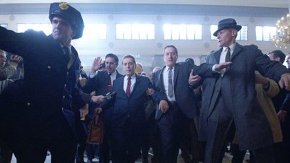 """""""The Irishman"""" obtuvo un total de 10 candidaturas en los últimos premios Oscar"""