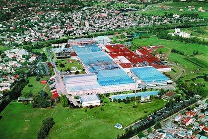 Fate cuenta con una planta de producción en San Fernando