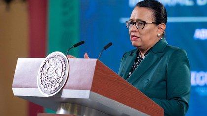 Homicidio doloso disminuyó 4.6% en el primer trimestre de 2021, aseguró Rosa Icela Rodríguez