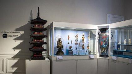 El Museo fue reabierto después de 18 años y posee 500 piezas en exhibición y tres mil en su acervo (Florencia Pouli)