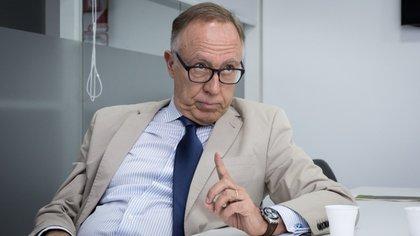 Guillermo Nielsen asesora a Alberto Fernández en temas de energía (Martín Rosenzveig)