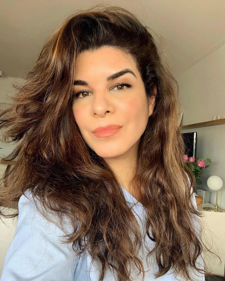 La makeup artist Bettina Frumboli nominada a los Martín Fierro