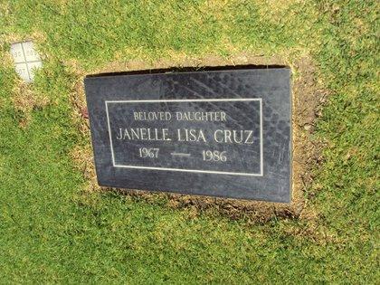 Janelle Cruztenía 18 años, iba a comenzar a estudiar y trabajaba (Cortesía Michelle Cruz)