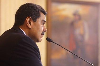 Nicolás Maduro (ZUMA PRESS / CONTACTOPHOTO)