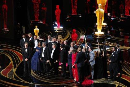 Se llevó a cabo la 91 edición de los premios Oscar en Los Ángeles (REUTERS/Mike Blake)