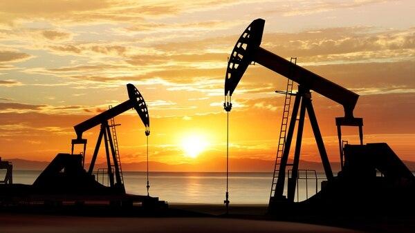 El petróleo también tuvo pérdidas (Getty)