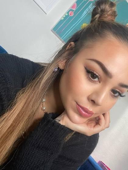 Danna Paola ha sido el blanco de críticas desde que fue señalada como la responsable de la ruptura sentimental entre Tini Stoessel y Sebastián Yatra. (Foto: Instagram)