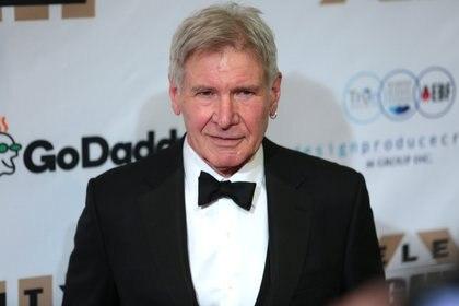 Un día como hoy cumple años el actor Harrison Ford (Foto: Wikimedia)