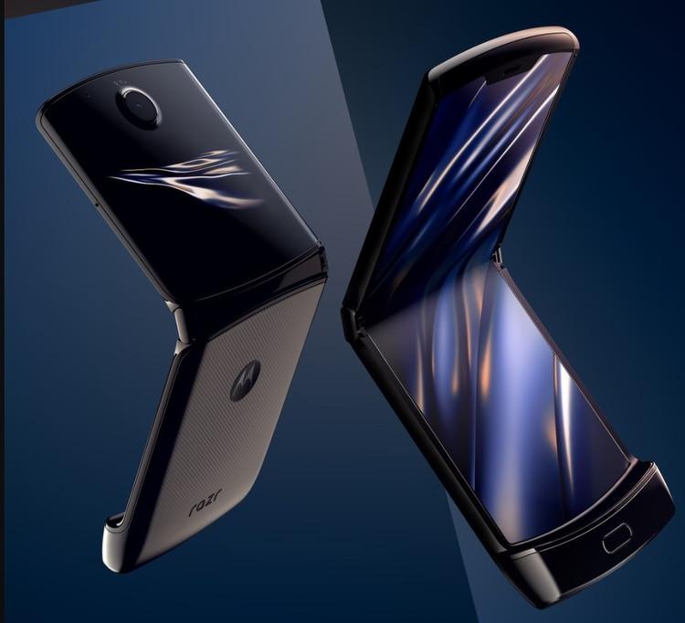 El Motorola Razr tiene una pantalla Oled de plástico de 6,2 pulgadas