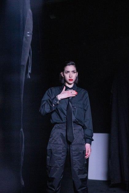Sofía Gala fue una de las protagonistas del cortometraje de Kostume