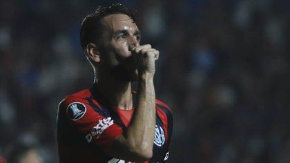 Gonzalo dijo adiós al fútbol a los 36 años (Foto: NA/Mariano Sánchez)