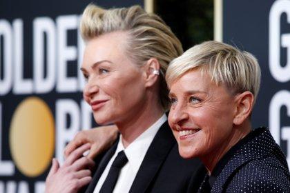 En mayo de 2019, DeGeneres y su esposa, Portia de Rossi, compraron el inmueble al vocalista de la banda Maroon 5, Adam Levine, por 42.5 millones de dólares (Foto: Reuters / Mario Anzuoni/File Photo)