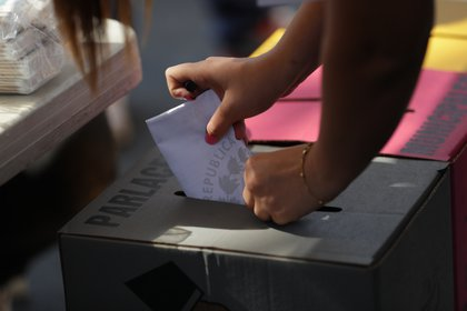 Este año, se llevarán a cabo en México, las elecciones más grandes de su historia. EFE/ Rodrigo Sura