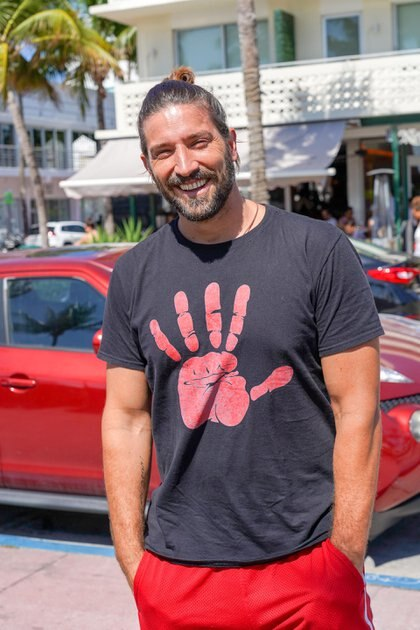 Pisciano: David Chocorro tiene 39 años, cumplidos el 5 de abril