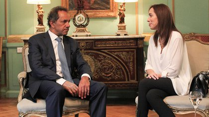 Los gobiernos Daniel Scioli y María Eugenia Vidal firmaron varios contratos con las empresas mencionadas