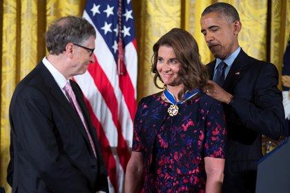 El Presidente Barack Obama los reconoció con la Medalla Presidencial a la Libertad en el 2016 (Foto: EFE)