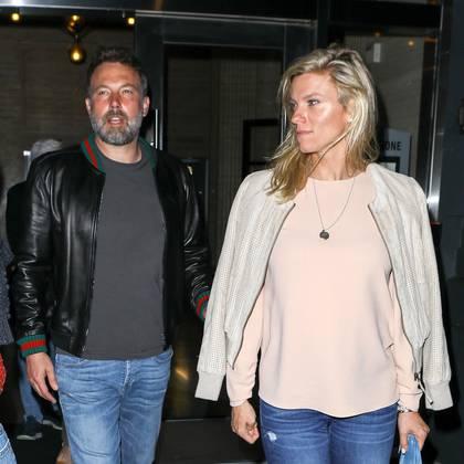 Ben Affleck y Lindsay Shookus estuvieron juntos dos años. La productora de SNL es relacionada sentimentalmente con Jon Hamm desde el año pasado  (The Grosby Group)