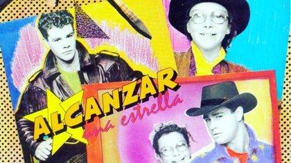 """""""Alcanzar una estrella"""" se estrenó el 14 de mayo de 1990 en Televisa. Fue protagonizada por Mariana Garza y Eduardo Capetillo (Instagram)"""