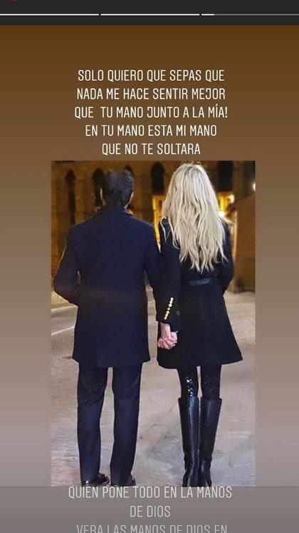 Así habló Tania Ruiz de su romance con Peña Nieto