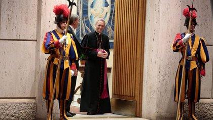 Luego de su gira por Medio Oriente, Nicolás Maduro se reunió en el Vaticano con el Papa (@PresidencialVen)